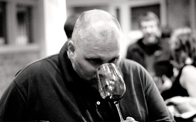 Dégustation de vin - le nez